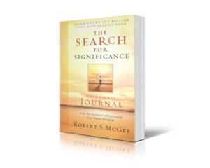 The Search For Significance Devotional Journal
